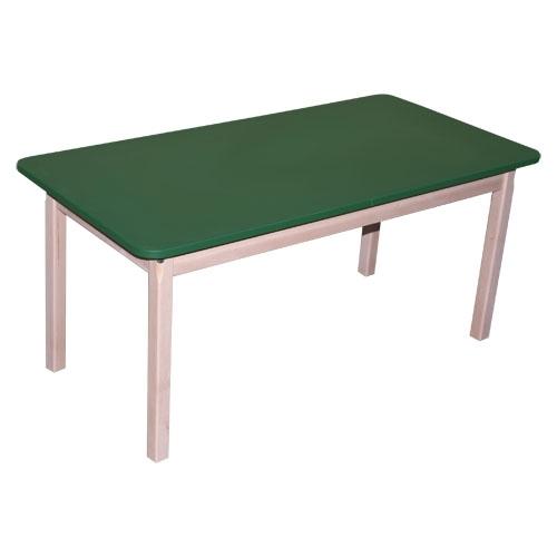 Bölcsődei téglalap alakú asztal II